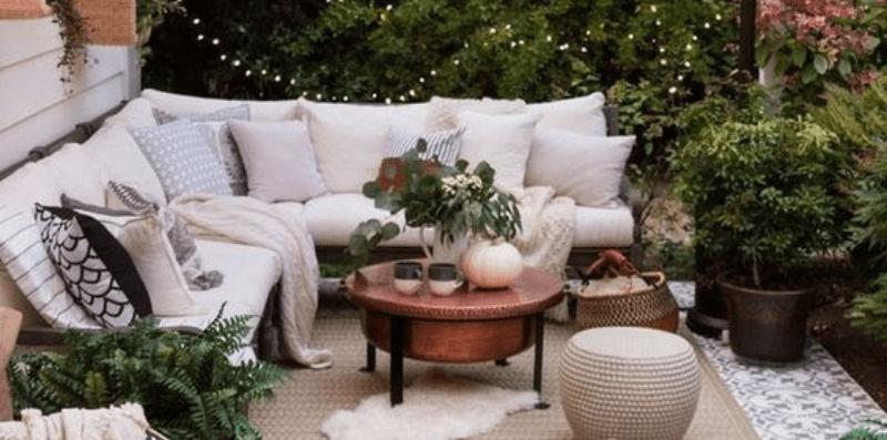 5 astuces pour aménager et profiter de sa terrasse même en hiver